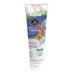 BOGAR Šampon pro kočky Bogacare SHAMPOO SOFT & SENSITIVE, 250ml