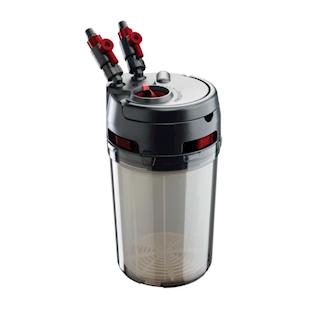 HYDOR Vnější filtr Prime 20, 650 l/h, 18 W, pro akvária o objemu 100-250 l, s filtračními medii